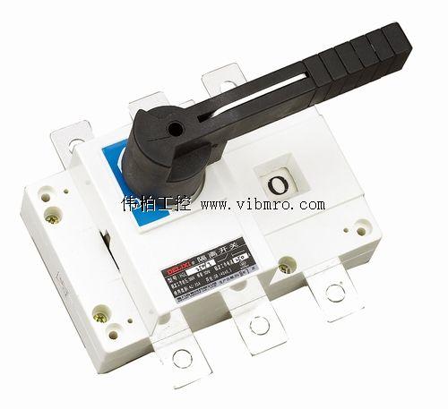 开关和熔断器接线图片
